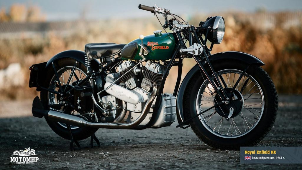 This Royal Enfield Motorcycle With 1,140 CC Engine Costs Over Rs. 40 Lakh