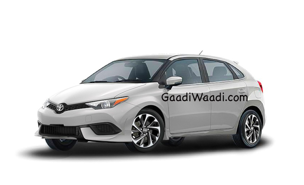 Upcoming Toyota Premium Hatchback Based On Maruti Suzuki Baleno (toyota badged baleno price)