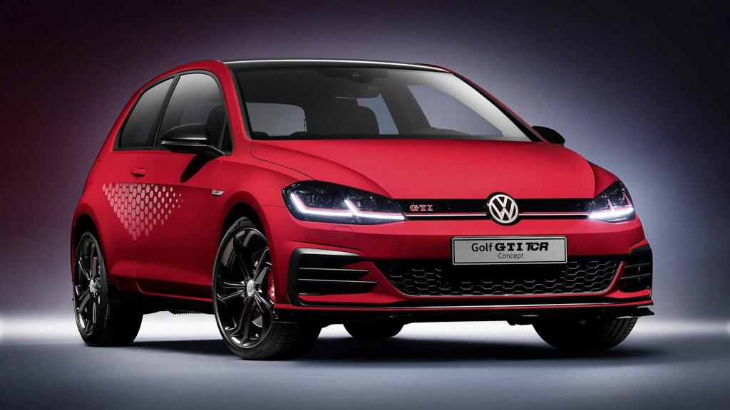 Volkswagen Golf GTI TCR Concept 1