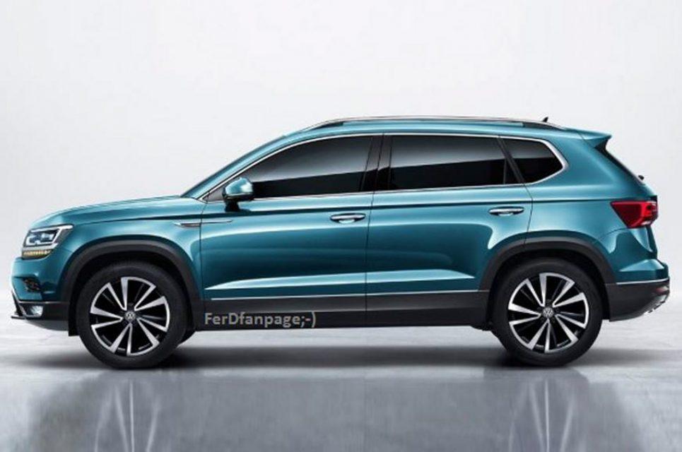 Volkswagen Tharu (Rebadged Karoq) Official Images Leaked Online 1