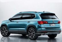 Volkswagen Tharu (Rebadged Karoq) Official Images Leaked Online 2