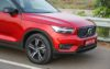 Volvo XC40 SUV R-DESIGN RED India-11