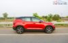 Volvo XC40 SUV R-DESIGN RED India-13