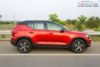 Volvo XC40 SUV R-DESIGN RED India-14