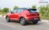 Volvo XC40 SUV R-DESIGN RED India-15