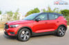 Volvo XC40 SUV R-DESIGN RED India-17