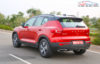 Volvo XC40 SUV R-DESIGN RED India-2