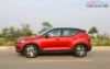 Volvo XC40 SUV R-DESIGN RED India-20