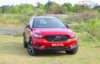 Volvo XC40 SUV R-DESIGN RED India-23