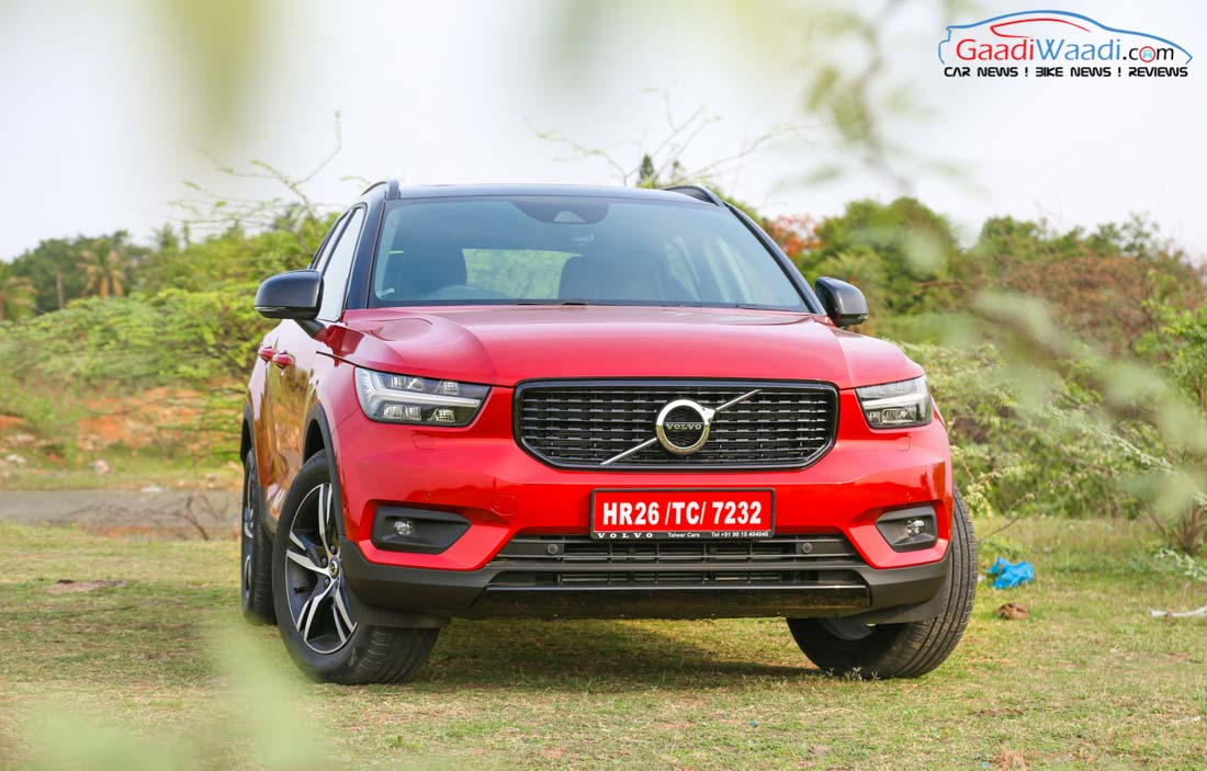Luxury Car Sales Report Of 2018 In India Volvo Posts Record Growth