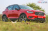Volvo XC40 SUV R-DESIGN RED India-26
