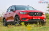 Volvo XC40 SUV R-DESIGN RED India-27