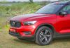 Volvo XC40 SUV R-DESIGN RED India-31