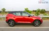 Volvo XC40 SUV R-DESIGN RED India-6