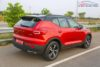 Volvo XC40 SUV R-DESIGN RED India-7