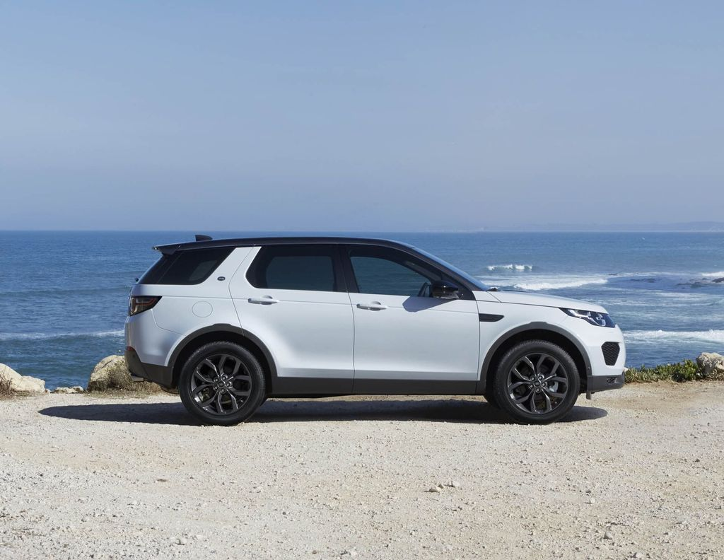 land rover discovery sport landmark edition celebrates 3 5 lakh unit sales. Black Bedroom Furniture Sets. Home Design Ideas