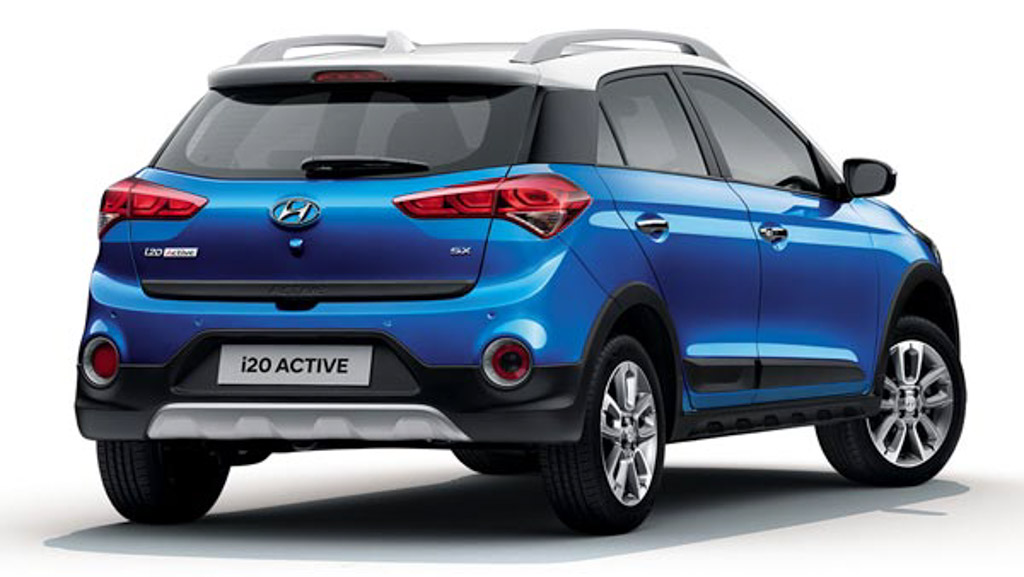 updated 2018 hyundai i20 active launched in india. Black Bedroom Furniture Sets. Home Design Ideas