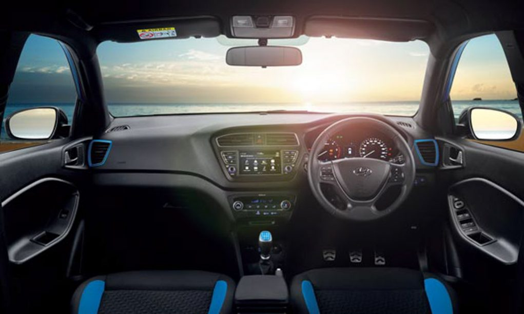Updated 2018 hyundai i20 active launched in india - Hyundai i20 interior ...