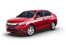 2018 Honda Amaze India Launch, Price, Engine, Specs, Features, Interior, Design 3