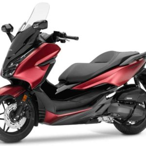 Updated Honda Forza 125 CC Scooter Launched In Europe