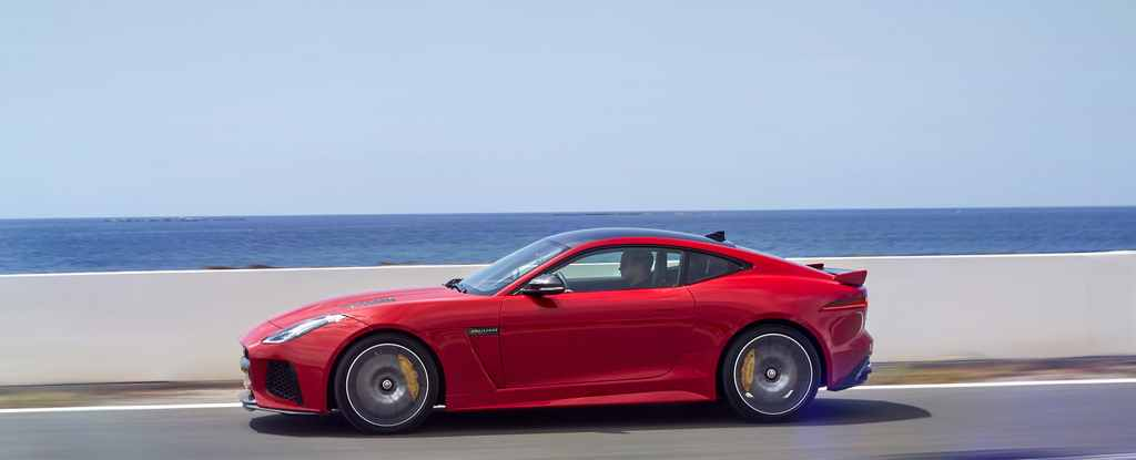 2018 Jaguar F Type Svr Launched In India Prices Start At Rs 2 65 Crore