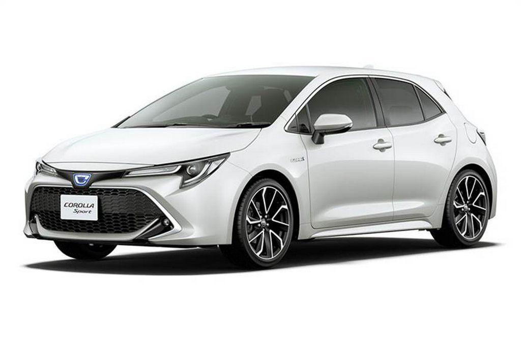 2018 Toyota Corolla Sport Hatchback