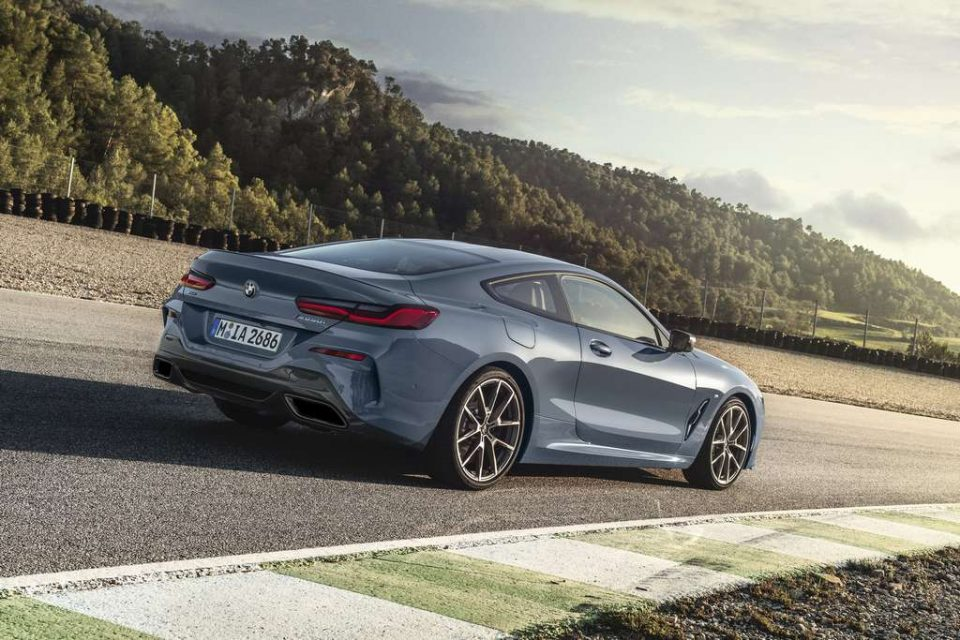 BMW 9 Series to follow the 2019 BMW 8-Series Coupe