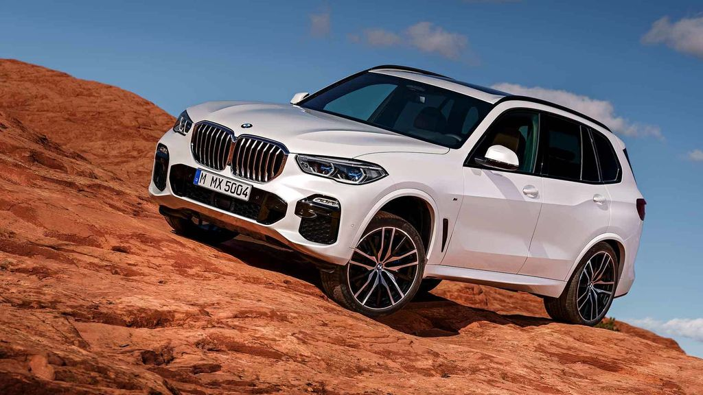 2018 Bmw X5 Gets Diesel Engines And New Design >> New Generation Bmw X5 Spotted In India For First Time