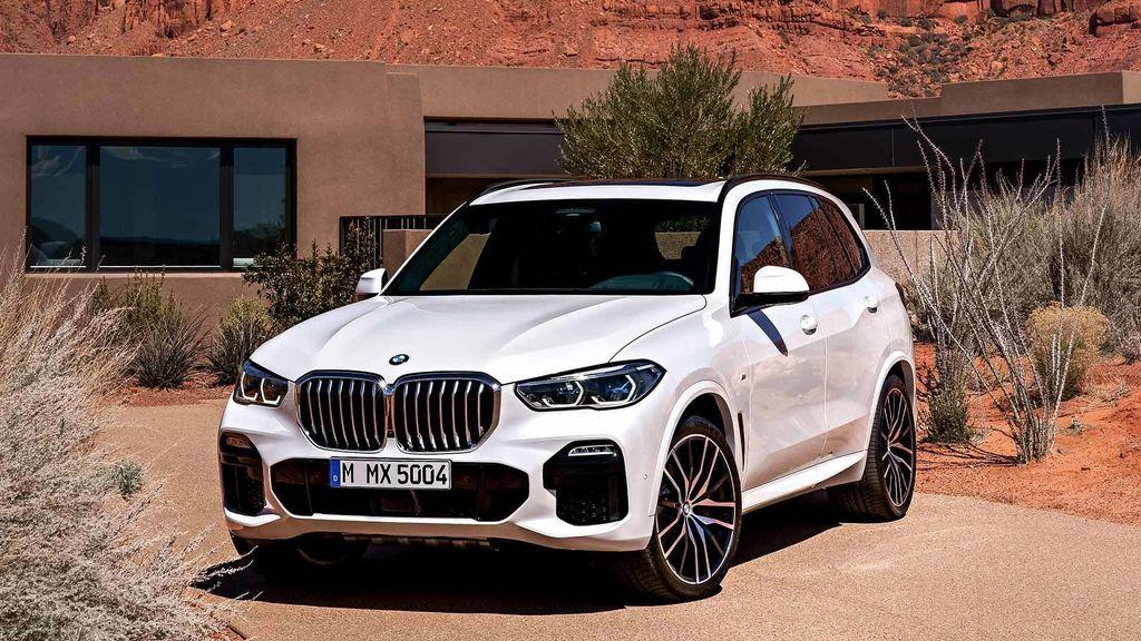 2019-BMW-X5-Revealed