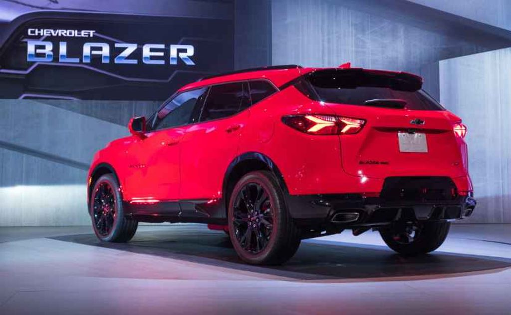 Chevrolet Blazer Name Comes Back As Sporty Suv Inspired