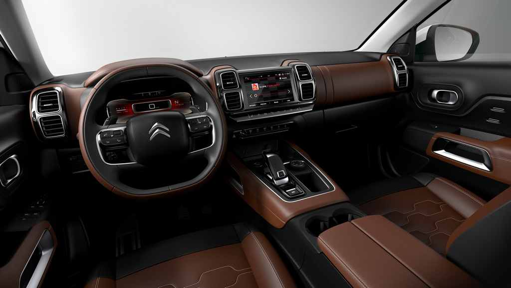 Image result for citroen c5 aircross india