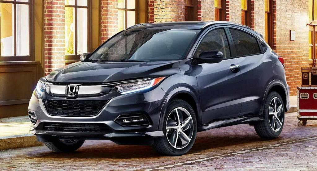 India-Bound 2019 Honda HR-V Gains Styling Updates With ...