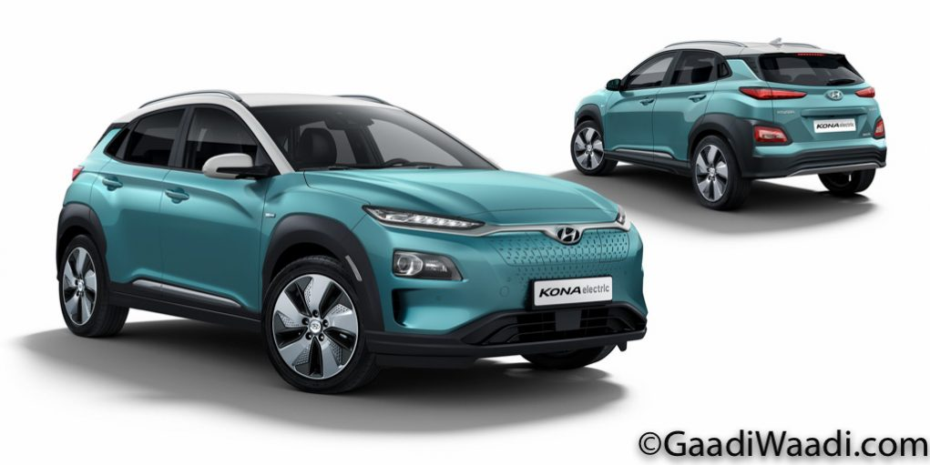 2019 Hyundai Kona EV India Launch, Price, Specs, Battery, Range, Features, Interior, Booking