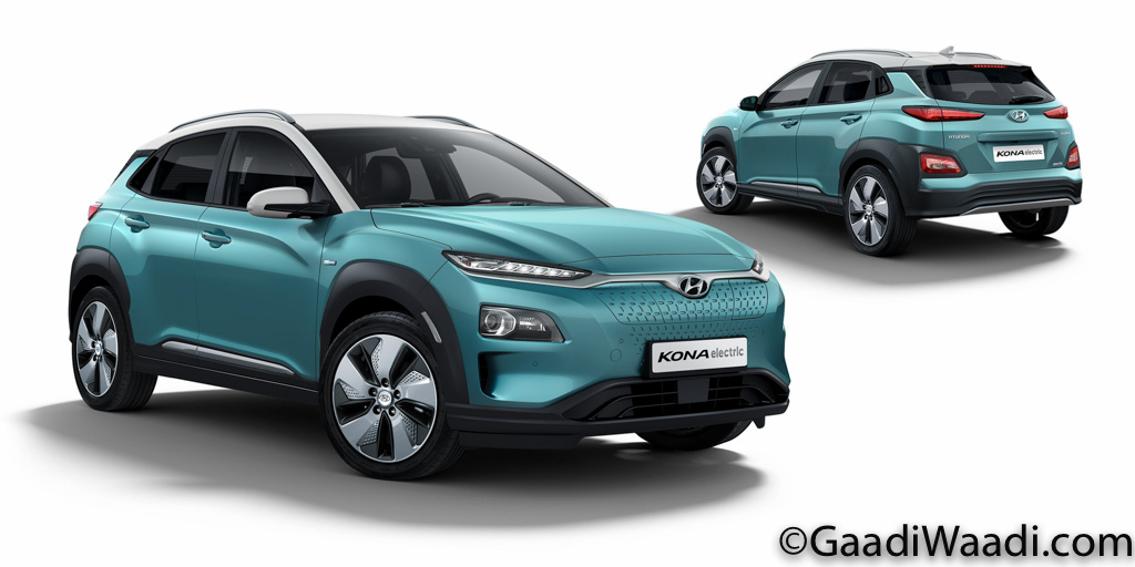 2018 Hyundai Kona Electric Suv India Launch Price Specs Features