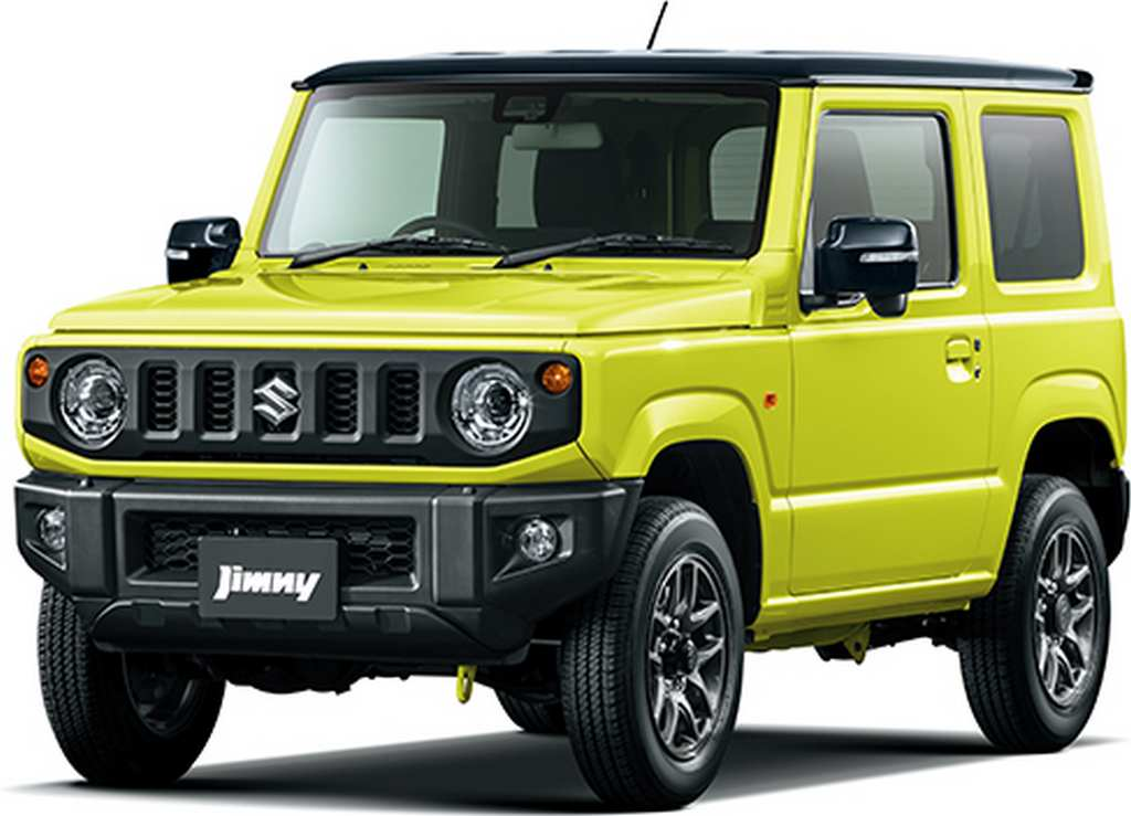 2019 Suzuki Jimny India Launch, Price, Engine, Design ...