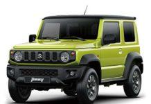 2019 Suzuki Jimny 2