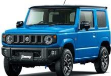 2019 Suzuki Jimny Front