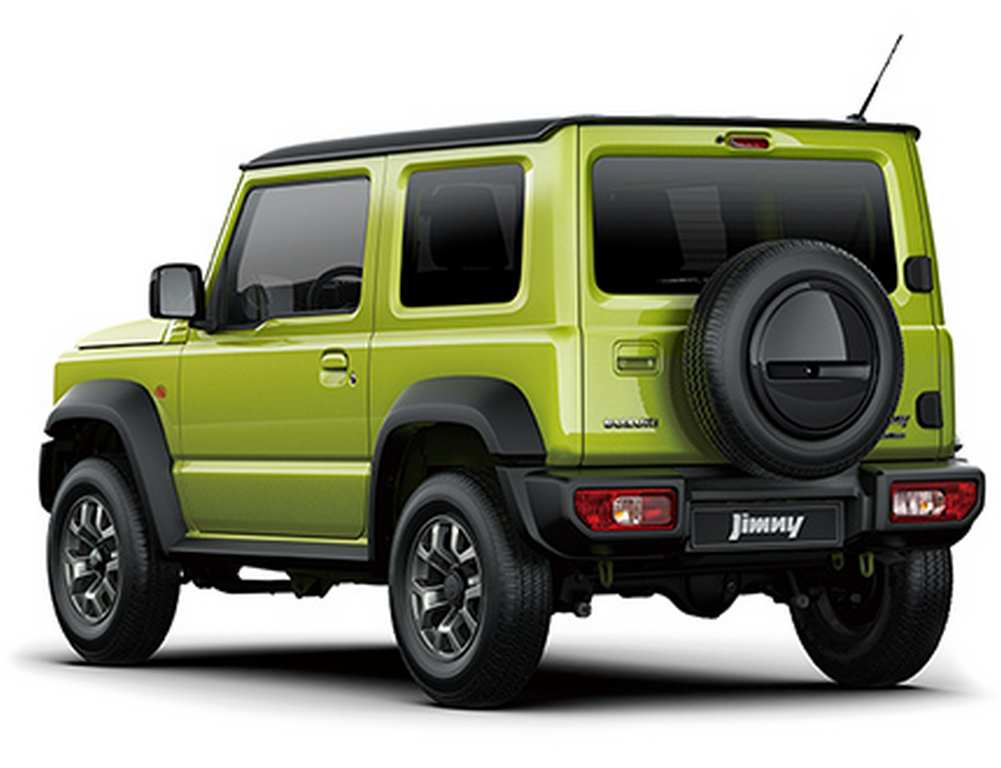 2019 suzuki jimny india launch price engine design specs features. Black Bedroom Furniture Sets. Home Design Ideas