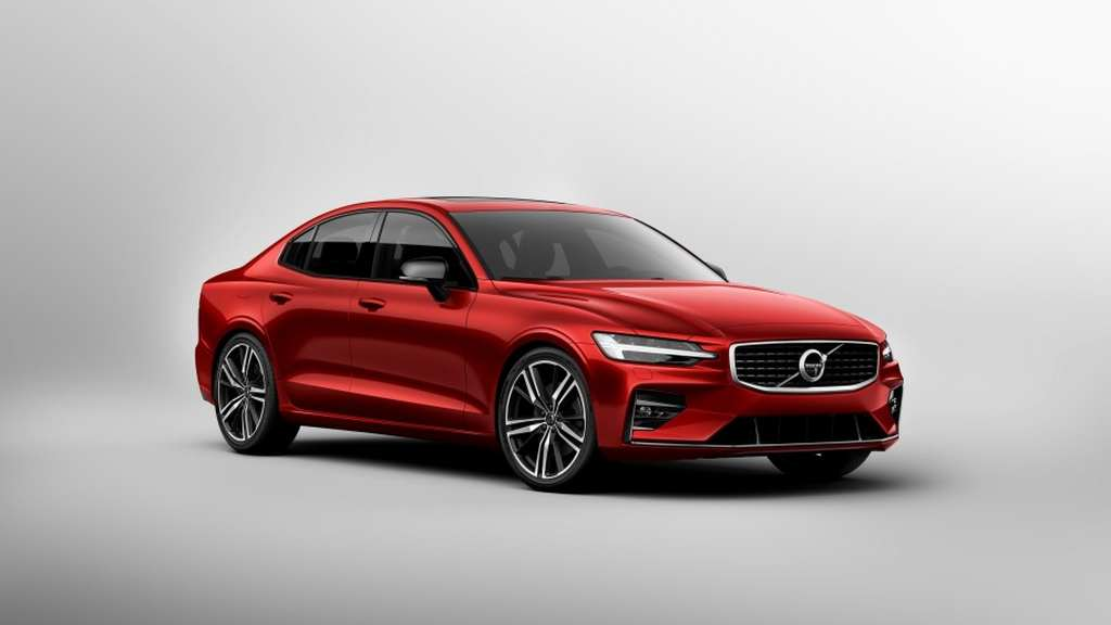 2019 Volvo S60 India Launch, Price, Engine, Specs, Features, Interior,