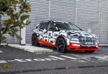 Audi E-Tron SUV 3
