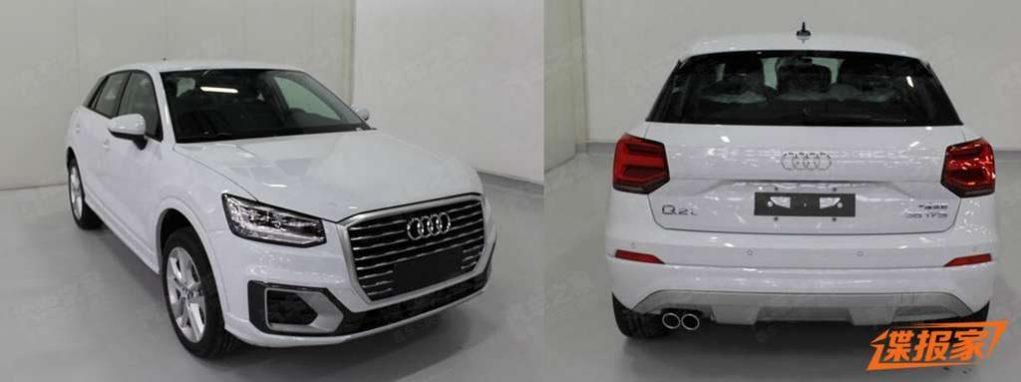 Audi Q2 L SUV 1