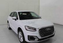 Audi Q2 L SUV Front