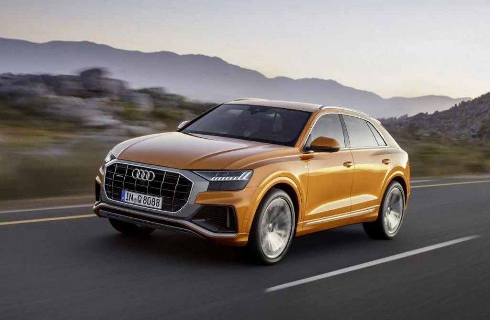 Audi Q8 Revealed 1