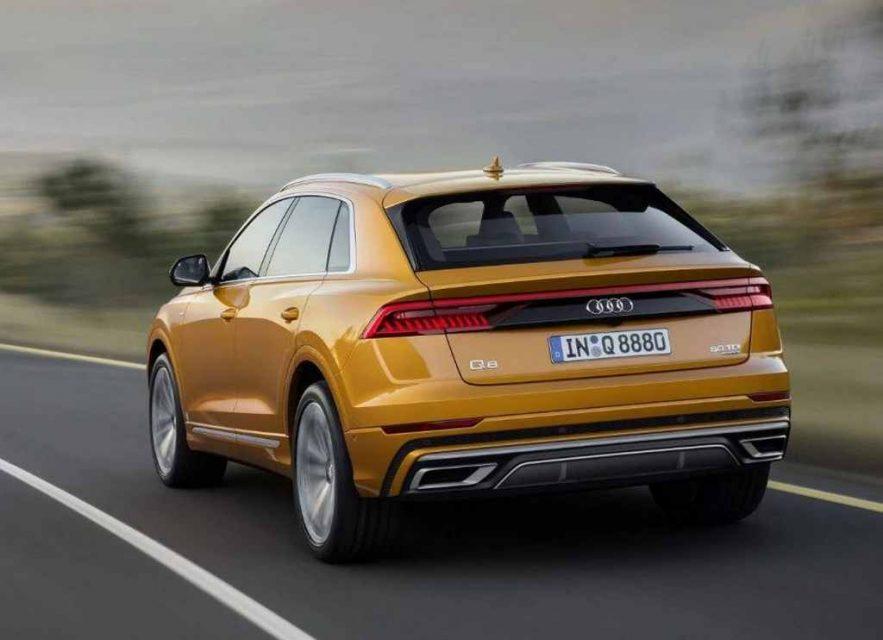 Audi Q8 Revealed 2