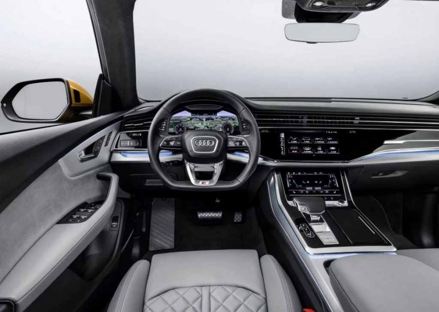 Audi Q8 Revealed Interior 1