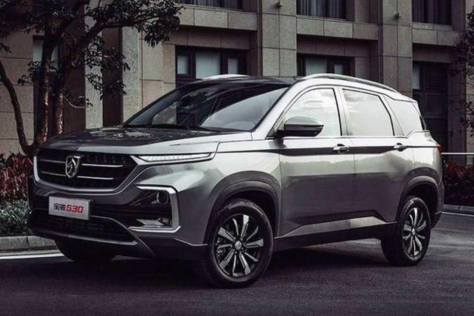 Baojun 530 SUV 1