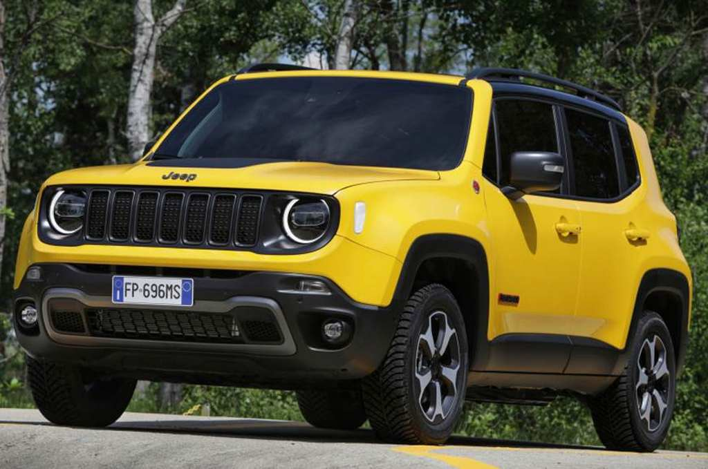 India Bound 2019 Jeep Renegade Gets Trailhawk Version With More Off