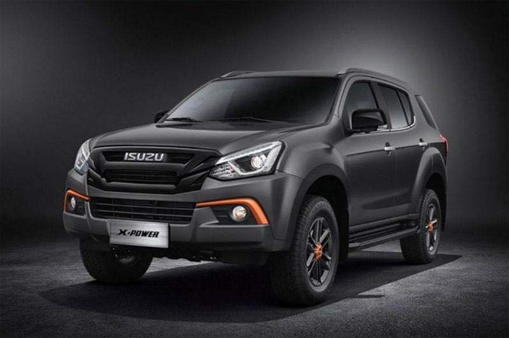 Isuzu To Launch 2018 MU-X Facelift (Toyota Fortuner Rival ...