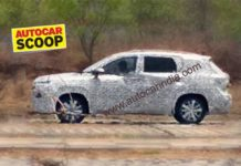 MG Motor's First SUV In India Spied Testing; To Be Based On Baojun 530