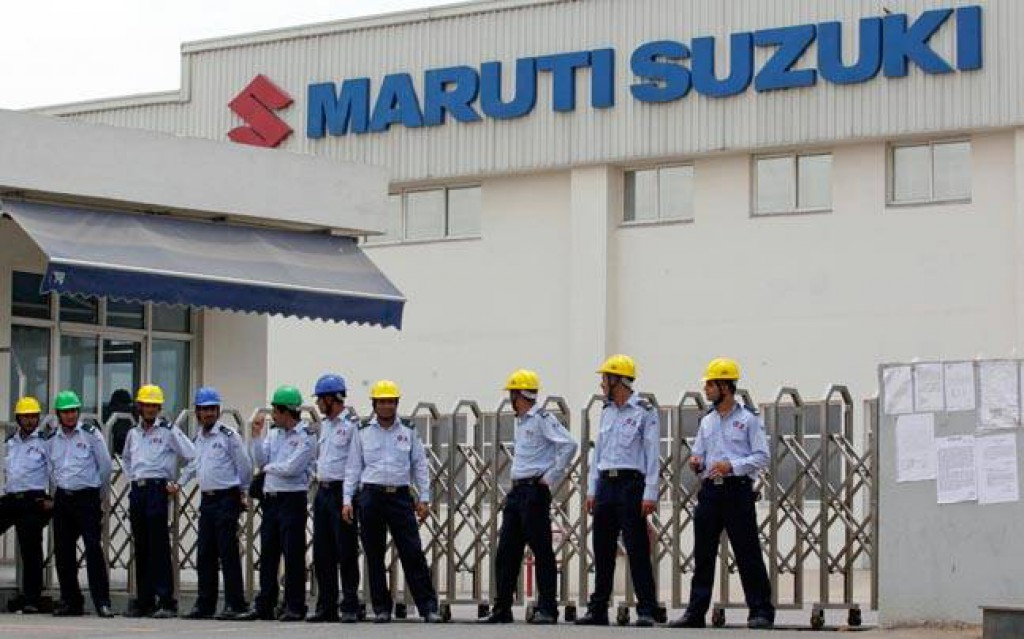 Maruti-Suzuki-plant
